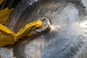asian cymbal photo