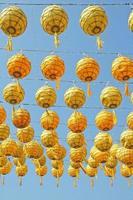 Aziatische lantaarn