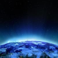 Planet Earth photo