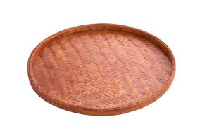 asian wooden tray