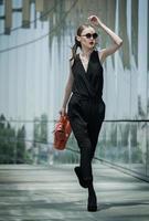 Asian business woman photo