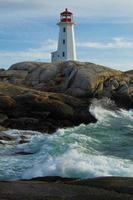 Peggy's Cove Lighthouse photo