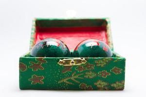 Chinese Stress Balls photo