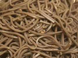 Soba Buck Wheat Noodles