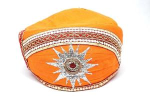 Rajasthani Turban or Pagdi photo