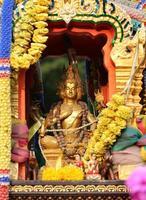 Asian deity photo