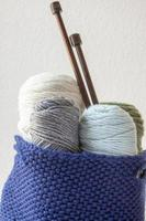 Knitting Yarn photo