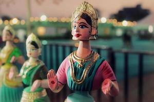 muñeca bailando