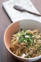 comida cocina asiática