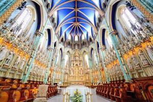 ottawa basílica de notre dame foto
