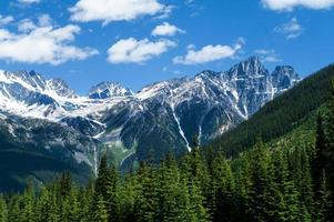 Mt view from Rogers Pass