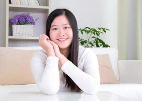 niña asiatica