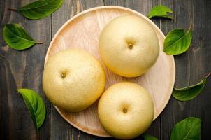 Asian pear photo