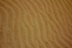 Closeup of sand