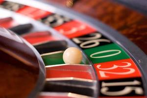 Roulette in casino, zeno wins photo