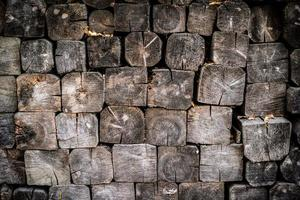 Firewood Pile Background