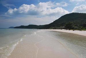 beach in  vietnam photo