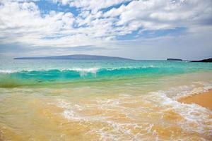 Makena State Beach, Maui photo