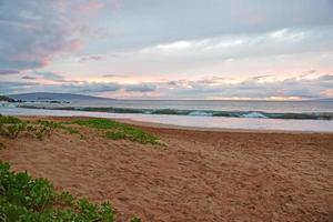 Wailea State Beach Sunset