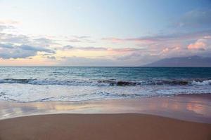 Wailea State Beach Sunset