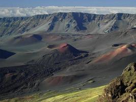 Haleakala Crater photo