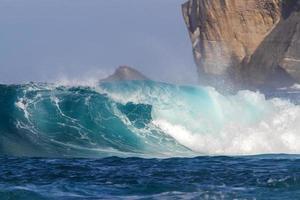 ola del océano
