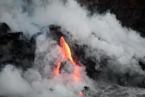 corriente de lava