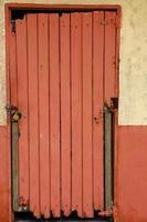 Orange door-Olal-Vanuatu