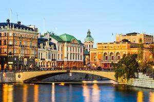 vista di Stoccolma