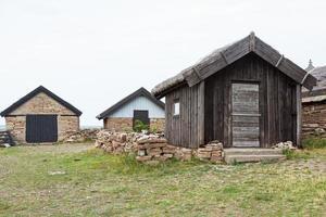 casa de barcos velha