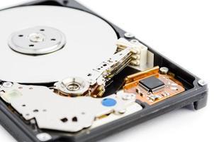 unidad principal del disco duro foto