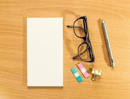 Desk. photo