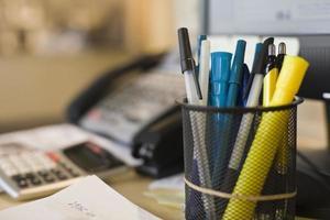 Work Desk photo
