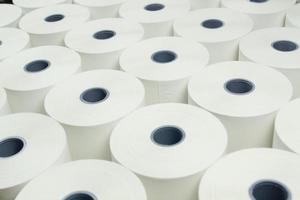 fond de rouleaux de papier