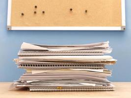 Paper Pile photo