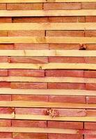 pared de madera de fondo foto