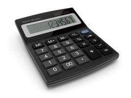 digital calculator photo