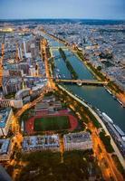 vista sobre paris