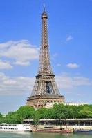 Eiffel tower (Paris) photo