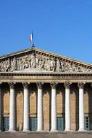 National assembly in Paris photo