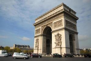 Arc de Triomph photo