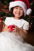 retrato de navidad