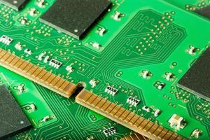 RAM geheugenmodule connectoren