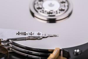 Hard disk drive HDD photo