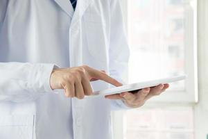 Doctors use the Tablet PC