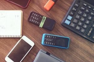 Business communication photo