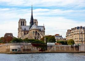 Notre Dame en París