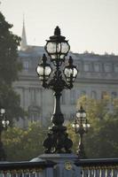 Pont Alexandre III Lamppost photo