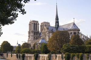 Notre Dame em Paris