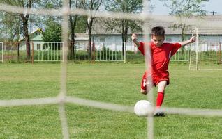 Shooting at Goal